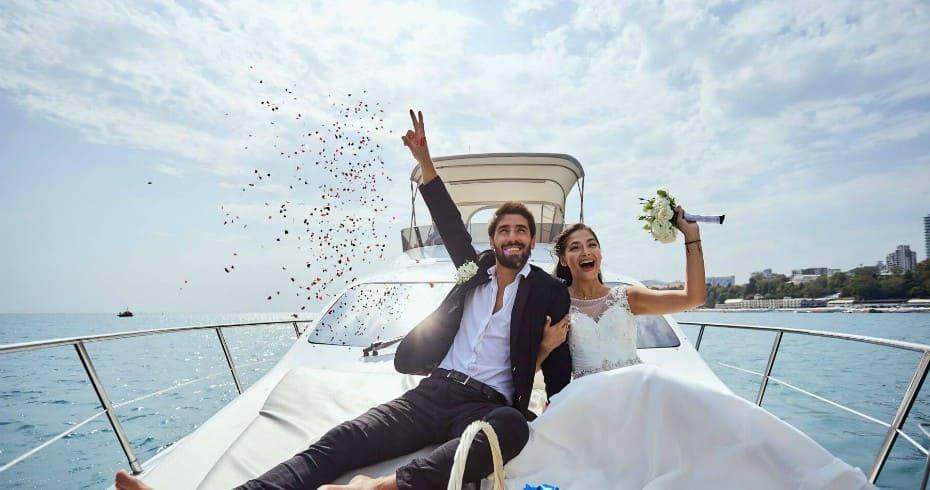 Организации Свадьбы На Корабле