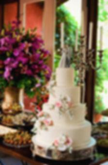 Delicious 5-Layer Wedding Cake Dubai
