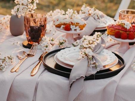 Планирование свадебного меню - какие блюда выбрать для свадебного банкета