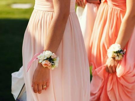 Особенности организации свадьбы в персиковом цвете - что нужно знать молодожёнам