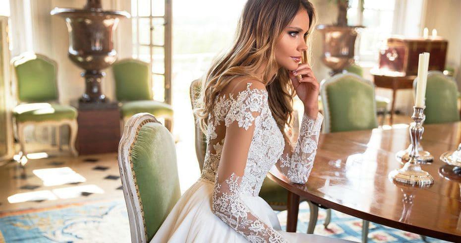 Свадебные Платья Из Кружева