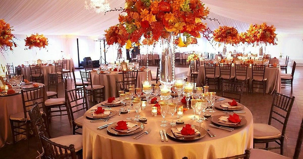 Delightfully Cozy Fall Wedding Ideas