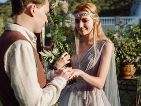 Свадьба в стиле фэнтези