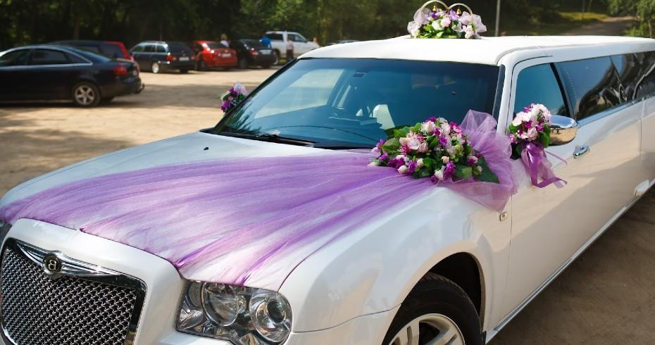 Украшаем Автомобиль На Свадьбу