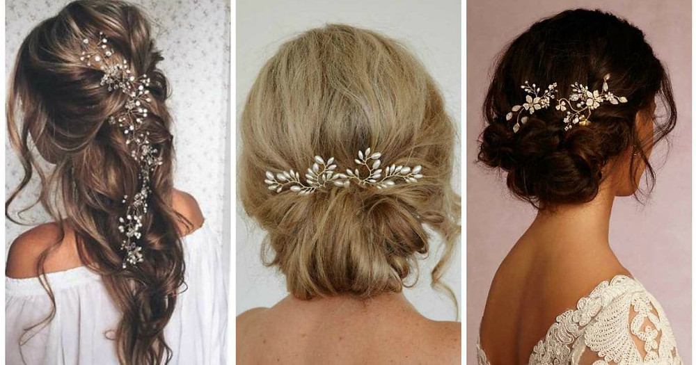 Trending Bridal Hairstyles For 2020