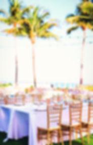 Wonderful Sea View Wedding Venue Dubai