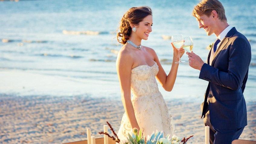 Свадьба На Побережье Дубай