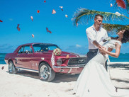Affordable wedding car hire in Dubai UAE