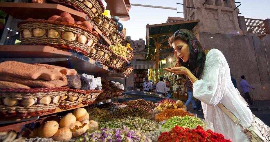 Лучшие Рынки И Базары В Дубае