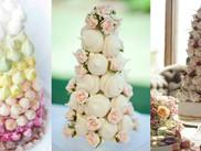 Top wedding cake alternatives