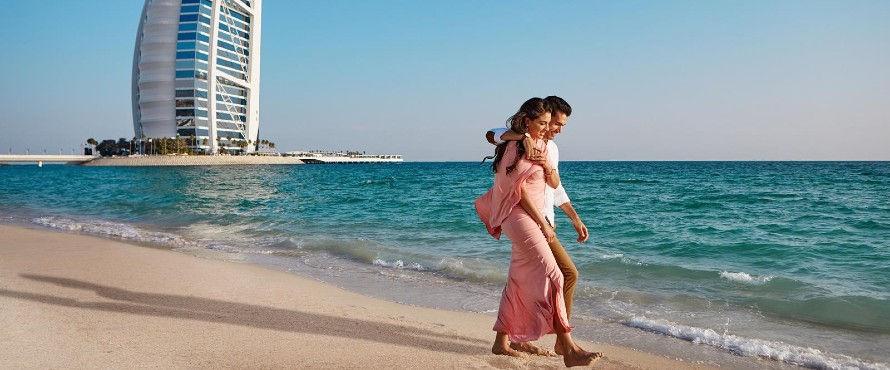 Свадебное Путешествие В ОАЭ