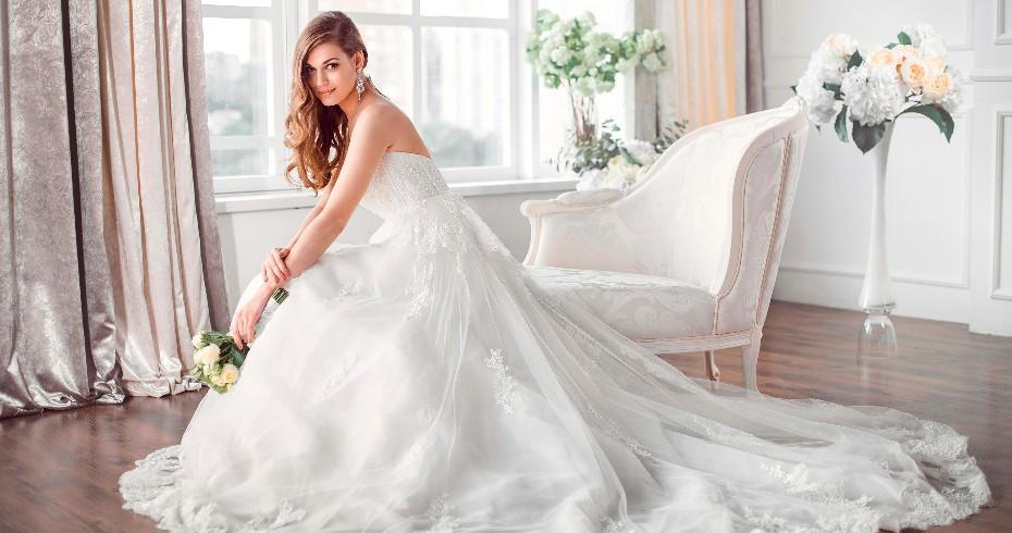Виды Шлейфов Свадебных Платьев