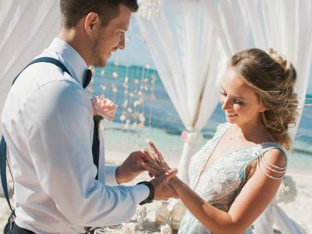 Подготовка к свадьбе за границей шаг за шагом - советы профессионалов