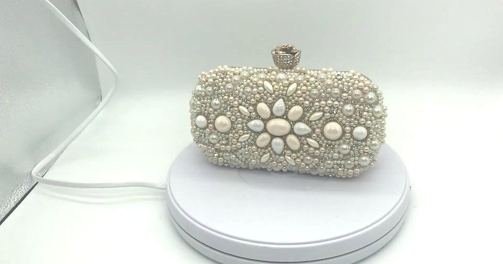 Glamorous Clutches For The Bride