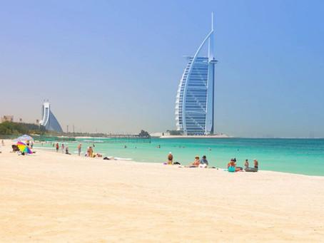 Лучшие пляжи Дубая - советы по выбору
