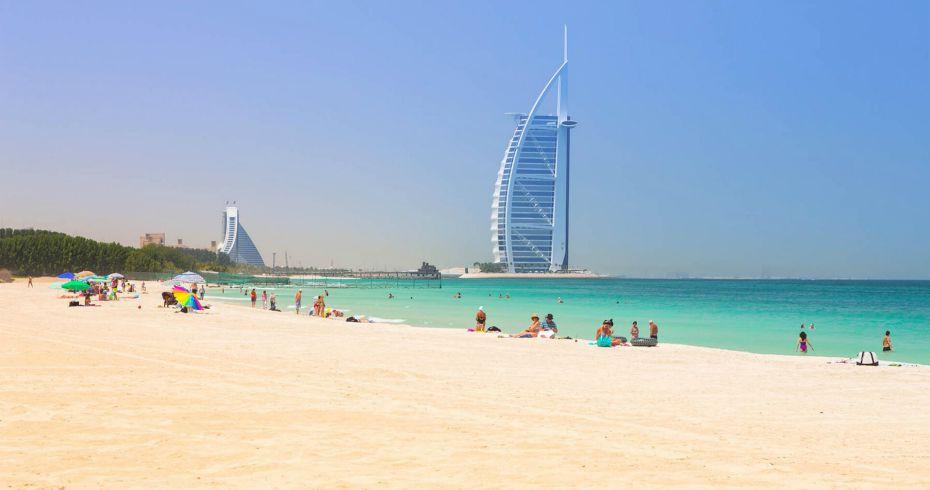 Лучшие Пляжи Дубая