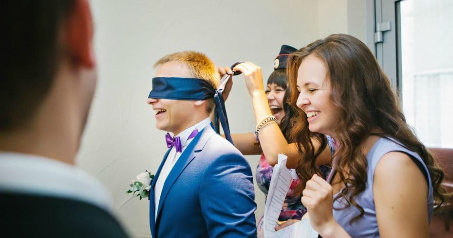 Задания Для Выкупа Невесты