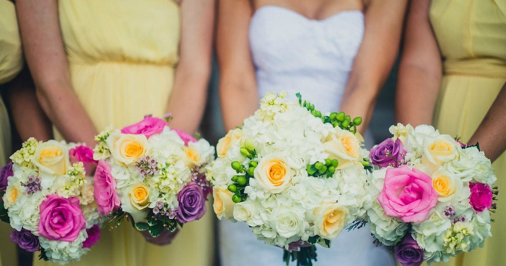 Flowers For Summer Season Wedding