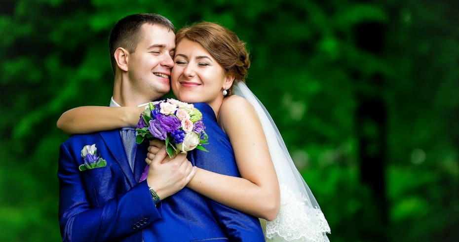 Выездная Свадебная Церемония Летом