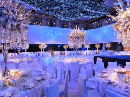 Функциональный декор свадьбы - идеи для оформления зала