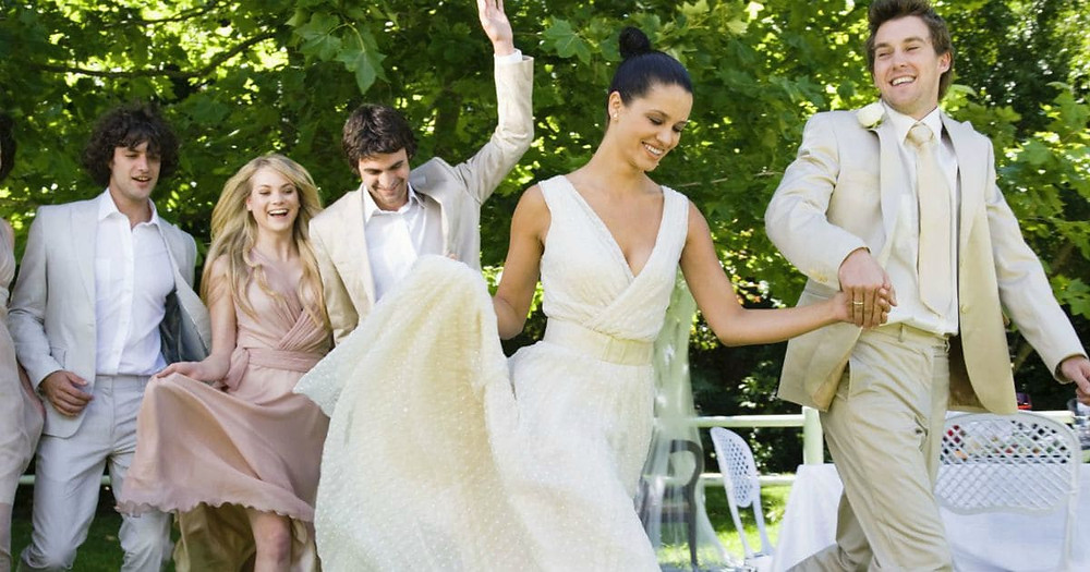 How To Avoid Having A Boring Wedding