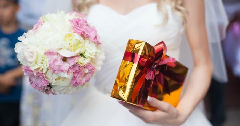 Свадебные Подарки Молодожёнам