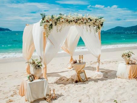 Свадебная церемония за границей - совмещаем свадьбу и медовый месяц