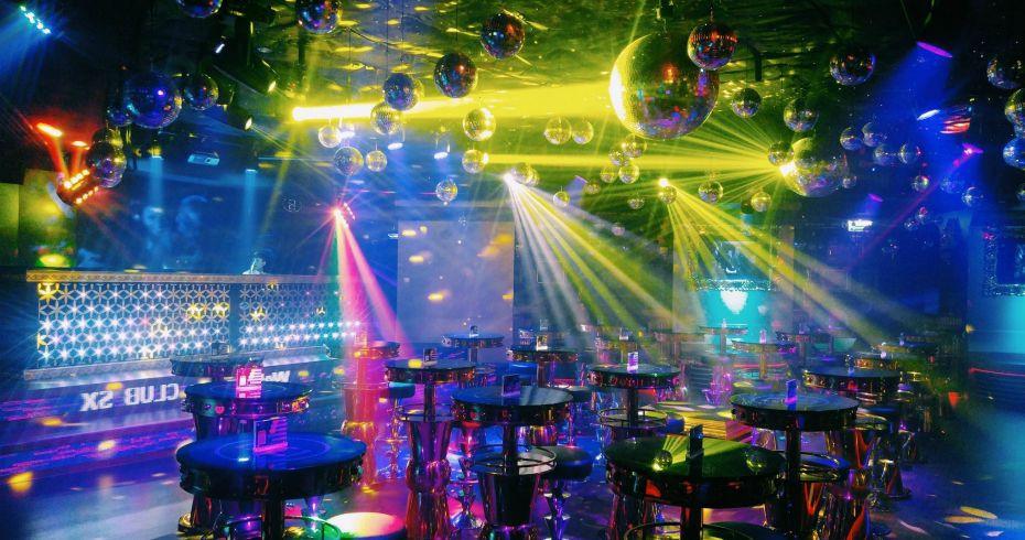 Ночные Клубы Дубая