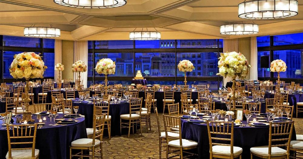 Affordable Wedding Reception Decoration