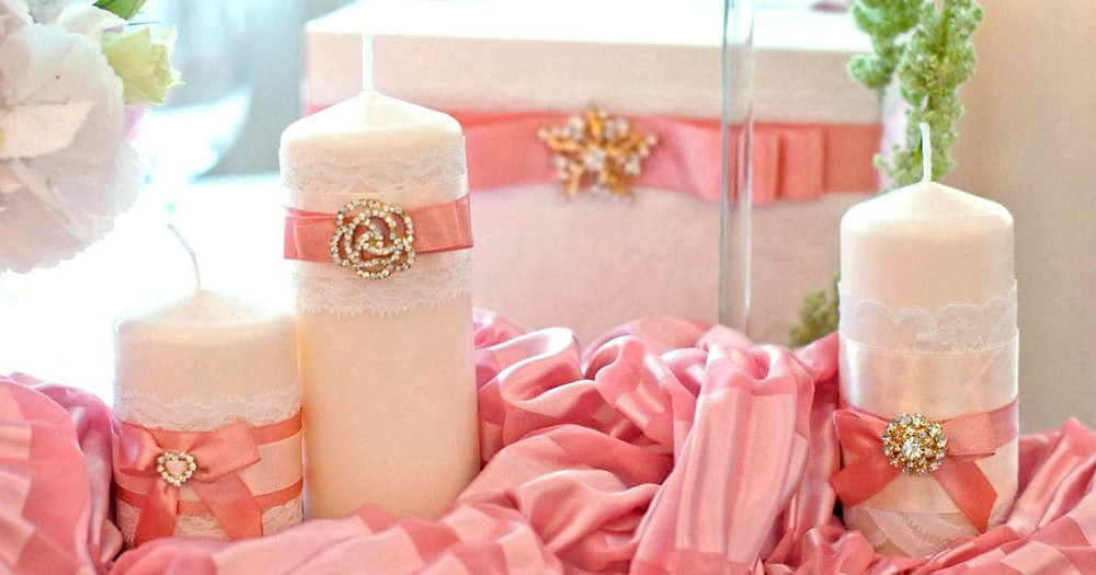 Peach And Coral Wedding Theme