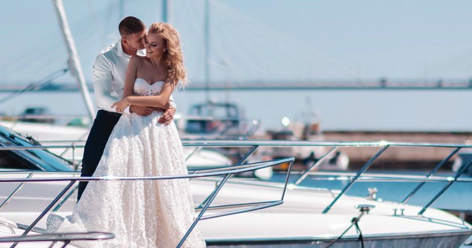 Организация Свадьбы На Теплоходе