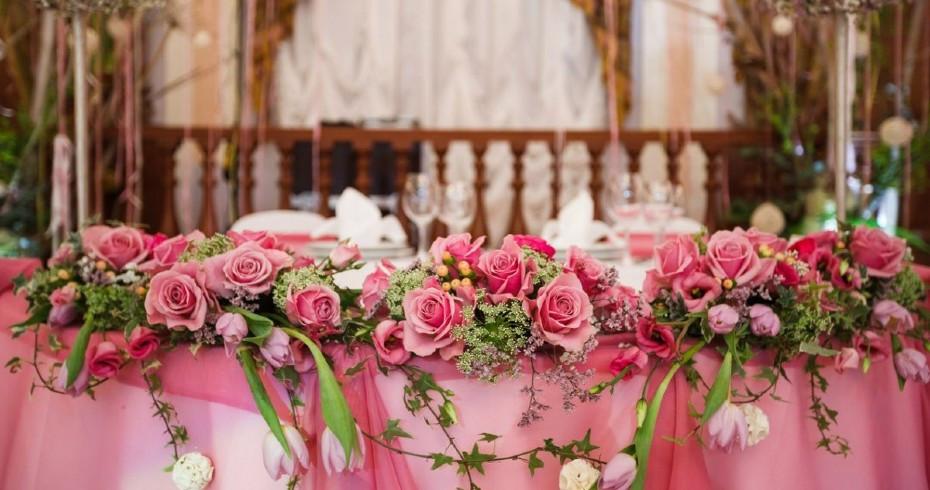 Свадебный Декор И Флористика