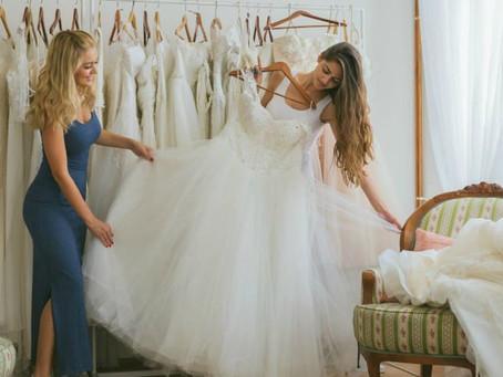 Какое свадебное платье вам подходит?