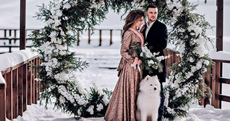 Свадьба Зимой Преимущества Недостатки