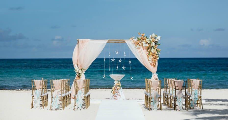 Символическая Свадьба За Границей На Море