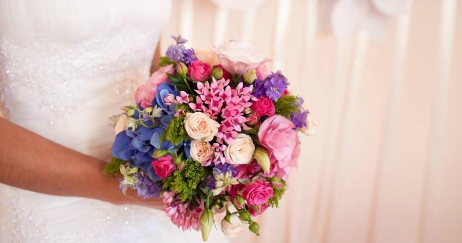 Тенденции В Выборе Свадебного Букета