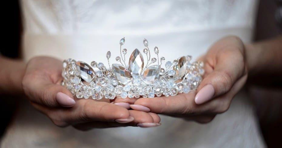 Свадебные Диадемы Для Невесты