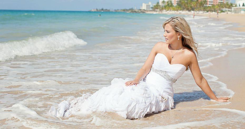 Образ Невесты Для Пляжной Свадьбы