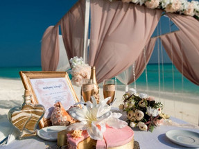Свадьба в Дубае - организация под ключ