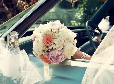Аренда свадебного кортежа