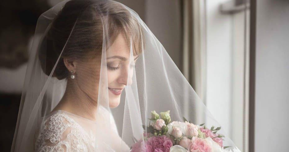 Выбираем Фату Для Невесты