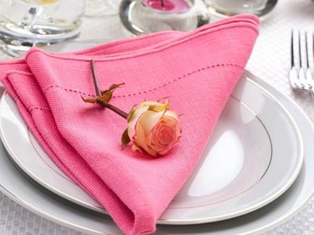 Идеи сервировки свадебного стола - стиль в деталях