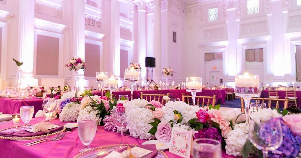 Awesome Pink Wedding Inspiration