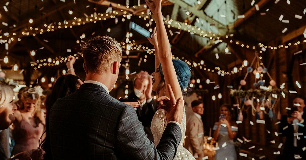 Creative Wedding Reception Activities
