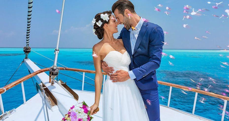 Свадьба На Яхте В Дубае