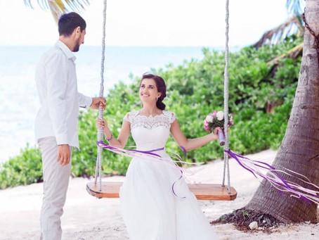 Свадьба на море: Мендельсон под крики чаек