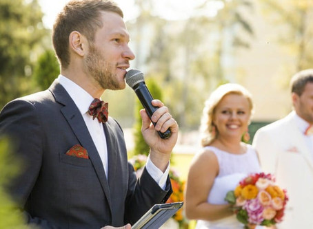 Выбираем лучшего ведущего на свадьбу