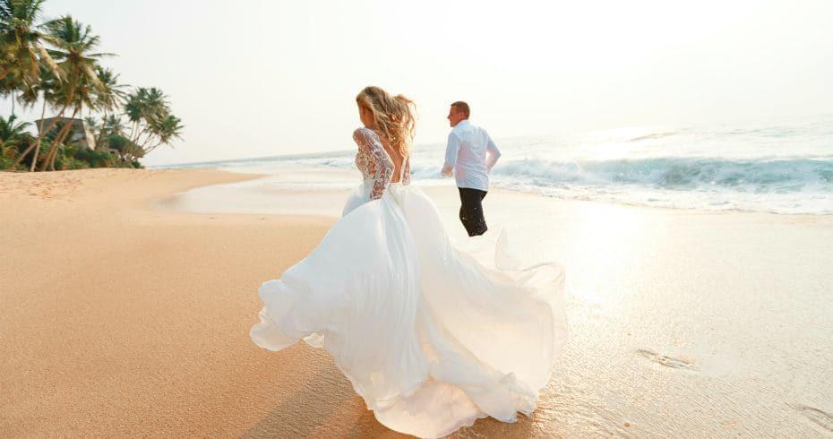 Свадьба На Побережье ОАЭ