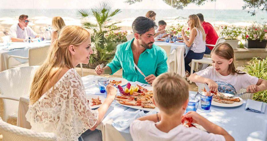 Лучшие Семейные Рестораны В Дубае
