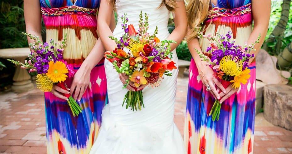 Мексиканский Стиль Для Свадьбы